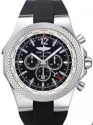 Replica Breitling Bentley GMT Chronograph Watch a4736212/b919-1R - $128.00 | AAA replica  watches from china | Scoop.it