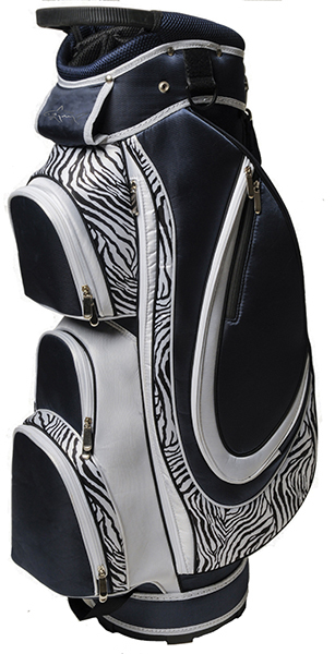 Greg Norman Ladies Golf Cart Bags - Safari (Navy and White) Lori's Golf Shoppe | Golf Bags | Scoop.it