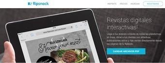 Flipsnack - Convierte cualquier PDF en una magnífica revista interactiva | ESL & ICT | Scoop.it