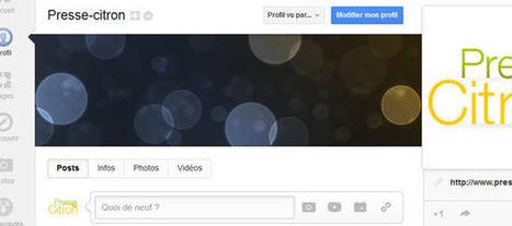 Un service pour publier automatiquement son flux RSS sur Google Plus | Geeks | Scoop.it