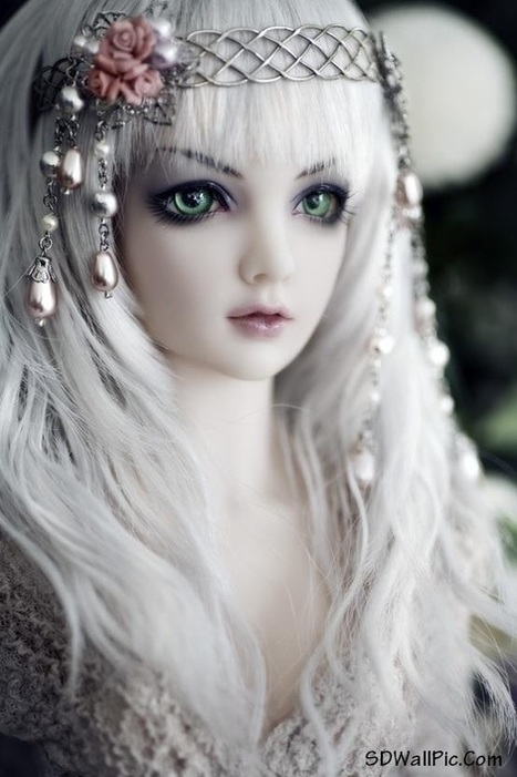 Beauty Of Cute Doll | Funny Pic And Wallpapers | Scoop.it