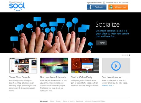 So Cool | ICT in Education | Scoop.it