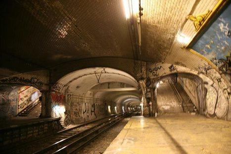 The ghost stations of the Paris underground | PARISCityVISION | Visit Paris | Scoop.it