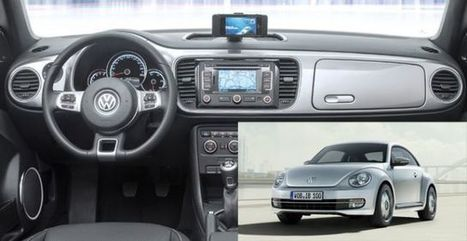 Volkswagen announces iBeetle with full iPhone 5 integration | New Smartphones and their Technology | Scoop.it