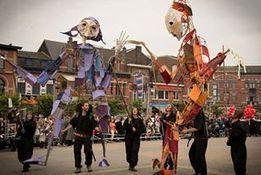 marionnettes géantes compagnie de la sonnette | Facebook | arts de rue et parades | Scoop.it