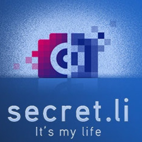 Set Your Facebook Pictures to Self Destruct With Secret.li | Life @ Work | Scoop.it