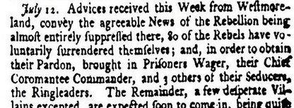 Slave Revolt in Jamaica, 1760-1761 | Humanidades digitales | Scoop.it