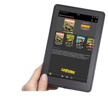 MAGAZINECLONER LAUNCH FIRST KINDLE FIRE BRANDED APPS FOR PUBLISHERS | MagazineCloner | 11th Dimension Publishing | Scoop.it