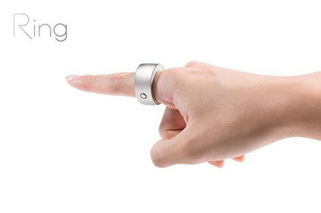 [CES 2015] Ring : la bague connectée pour tout contrôler ? Objets Connectés - CooliGadget   Objets connectés   Scoop.it