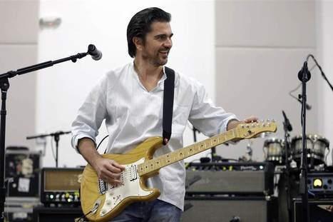 Juanes And EDM's Cedric Gervais Collaborate On New Song - NBCNews.com   Cedric Gervais   Scoop.it