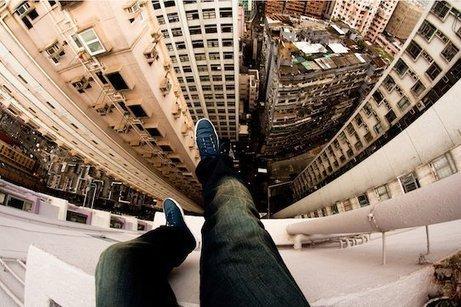 Nissan : Une expérience interactive qui donne le vertige ! #Rooftopping | Vincent Castelo | Scoop.it
