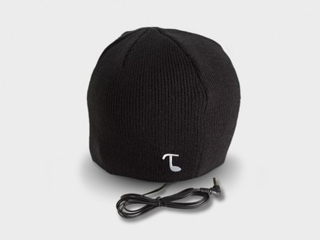 Tooks CLASSIC Audio Headphone Beanie With Built-in Headphones - Christmas Gifts   Christmas Gifts For Every Occasion   Scoop.it