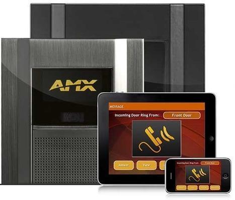 Fonction Intercom chez AMX | Domotique Info | Domotique Info | Scoop.it