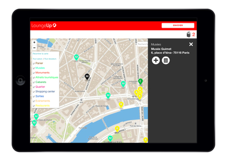 TOM, Travel On Move – Exclusivité : LoungeUp lance Share&Go pour digitaliser la relation client des hôtels | E Tourisme | Scoop.it