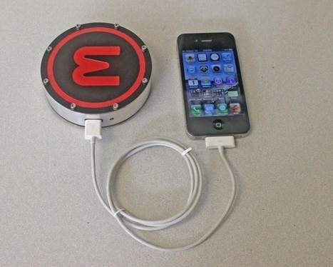 Carga tus gadgets con bebidas frías o calientes « Omicrono | tecno4 | Scoop.it