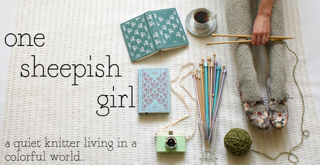 one sheepish girl: Knit Bow Ring Tutorial   Tricothé - les actus du tricot   Scoop.it