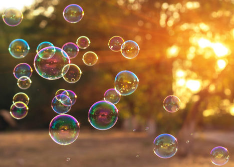 Get out of your damn bubble | Art and seniority | Scoop.it