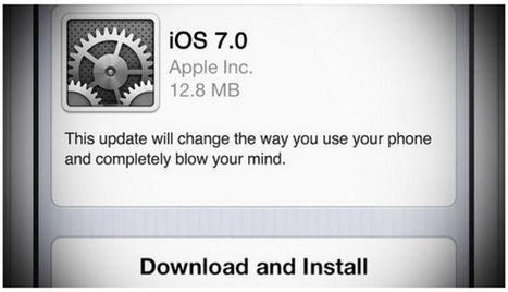 How to Download and Install iOS 7 Beta | iOS Beta 7 for developers | OnPCTips | Scoop.it