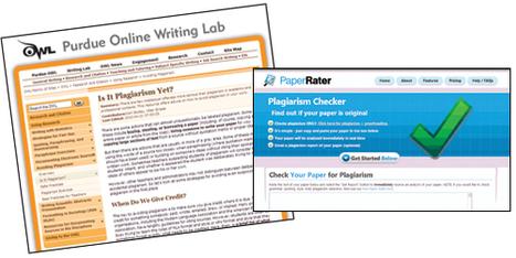 Tools for Tackling Plagiarism | Källkritik och informationskompetens | Scoop.it