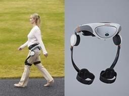 Honda teste des prothèses d'aide à la marche | Technologie & handicap | Scoop.it