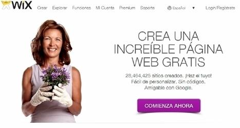 Cinco pasos para: Crear una página web gratis y en español - Rumbo | Educación con TIC | Scoop.it