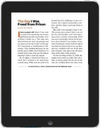 Design Decisions for Digital Publishing Apps | Creare Riviste Digitali Per iPad: Ultime Novità | Scoop.it