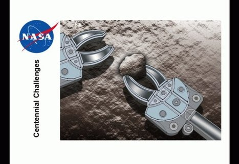 Guest Post: NASA's Sample Return Robot Challenge | Planets, Stars, rockets and Space | Scoop.it