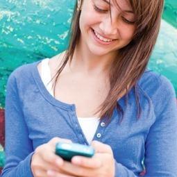 Growing Up Online: How Texting Can Strengthen Relationships ...   Teaching Teens   Scoop.it