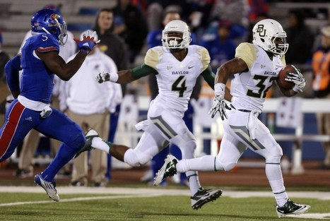 Baylor climbs to No. 5 in AP college football poll, its best ranking since 1953 - Washington Post   Sports   Scoop.it