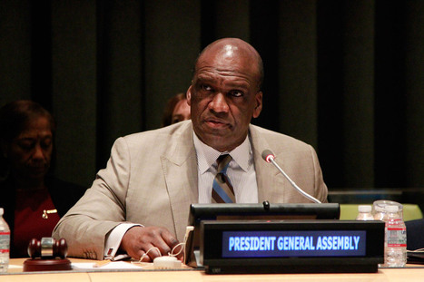 UN News - Community engagement key to tackling non-communicable diseases, says Assembly President | Diabetes | Scoop.it