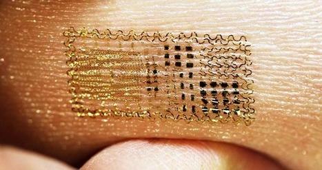[Netexplo] Le tatouage devient incontournable dans le suivi médical ! | Quantified Self : le patient se réapproprie sa santé ! | Scoop.it