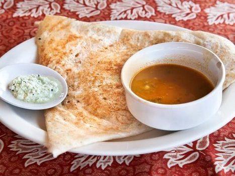 Paneer Dosa: Breakfast Recipe | Indian Food Recipes | Scoop.it