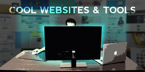 Cool Websites and Tools – Web Sculpting, Email History, & Educational Resources | Tools for education | Scoop.it