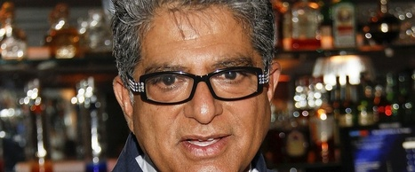 Deepak Chopra Responds to Pseudoscience Allegations. Jerry Coyne Fires Back. | shubush design & wellbeing | Scoop.it