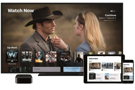 Apple Wants To Simplify Video Streaming With Unified TV App For Apple TV And iOS | Making end user experience better, faster, secured: web, mobile, games consoles, OTT global delivery, Internet Of Things | Scoop.it