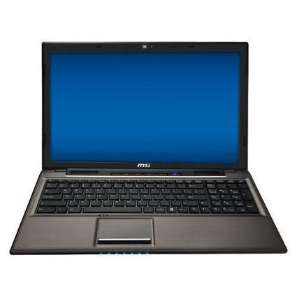 MSI CX61 2OC-206US Review - All Electric Review | Laptop Reviews | Scoop.it