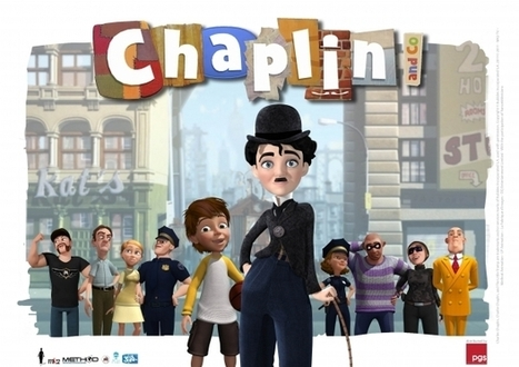 TBI | New international deals for Chaplin toon | Chaplin and Co | Scoop.it