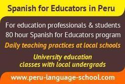 Teaching Resources for Spanish Class, Spanish4Teachers.org   Finding Online Course Content   Scoop.it
