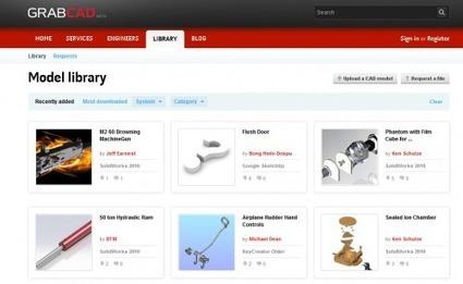 Top 30 Sites to Download Free 3D Models   Creative Fan   Programación, Tecnología y Robótica Educativa   Scoop.it