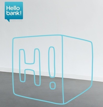 C'est pas mon idée !: Hello bank! invite à la co-création, en Allemagne | Co Creation - Co Design | Scoop.it