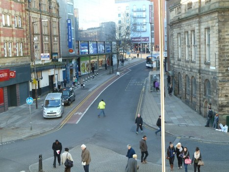 The ongoing saga of Sheffield's Castle Street cycle lane | Great Gas ... | Active Commuting | Scoop.it