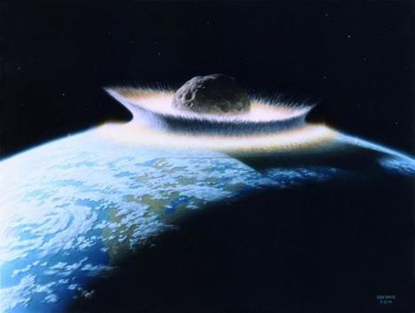 Researchers Investigate New Ways To Deflect Asteroids From Hitting Earth | Astronomy News | Scoop.it