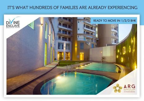 Ready to Move in 1/2/3 BHK Flats | Residential Projects | Scoop.it
