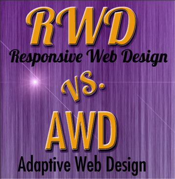 What is the difference between responsive vs. adaptive web design ... | Image work | Scoop.it