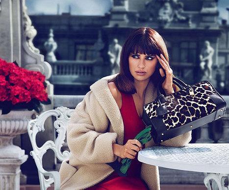 Penélope y Mónica Cruz diseñarán un bolso para Loewe | Bolsos & Bolsos | Scoop.it