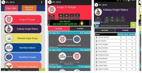 Download IPL 8 T20 Android App official| Watch Ipl 8 live Online On Android Free | The Tech Ocean | How to get likes on facebook fan pages quickly | Scoop.it