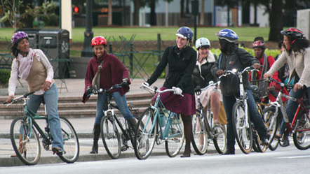 League of American Bicyclists: Women Bike Resource Library   RoBot cyclotourisme   Scoop.it