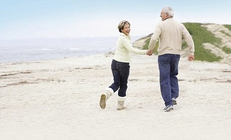 How 15-minute walks 'make you live longer' | Kickin' Kickers | Scoop.it