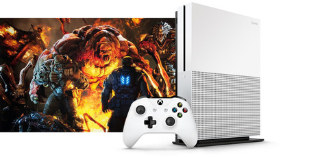 Xbox One S Supports HDR10 Standard for 4K Displays, not Dolby Vision - WinBuzzer | Xbox - CompuSpace | Scoop.it