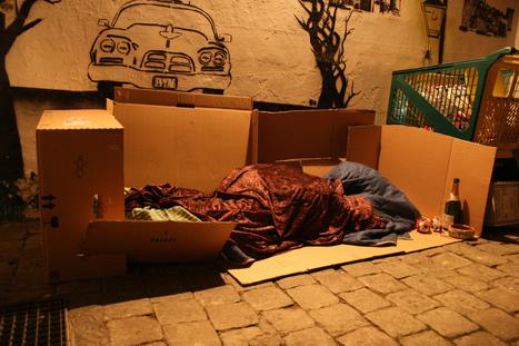 Action Froid, un collectif pour les sans-abri - RFI | Le logement d'abord, un toit pour tous | Scoop.it